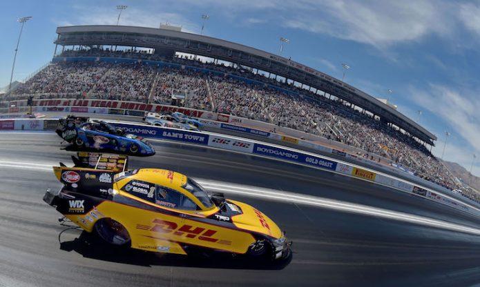 Toyota Camry drag racing