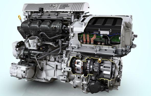 Hybrid Synergy Drive 03
