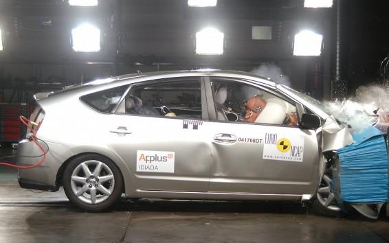 Prius EuroNCAP