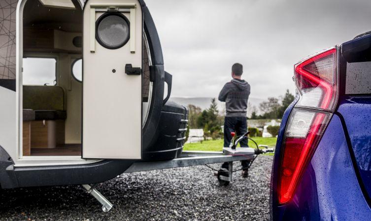 Prius towing 12