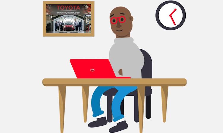 Toyota Lean Management Centre