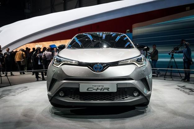 Toyota C-HR Geneva