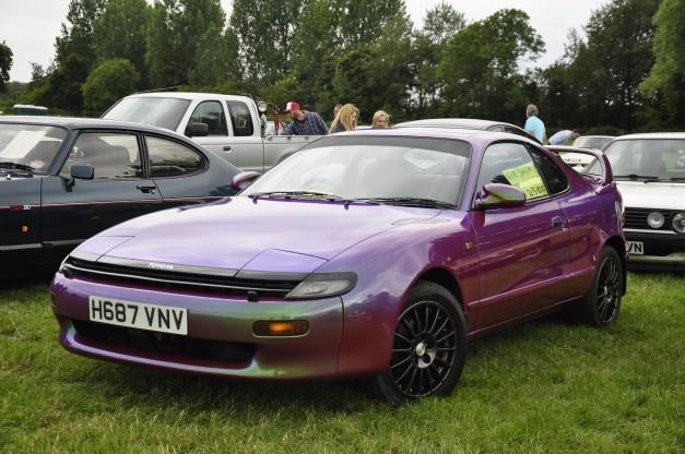 Toyota Celica Purple
