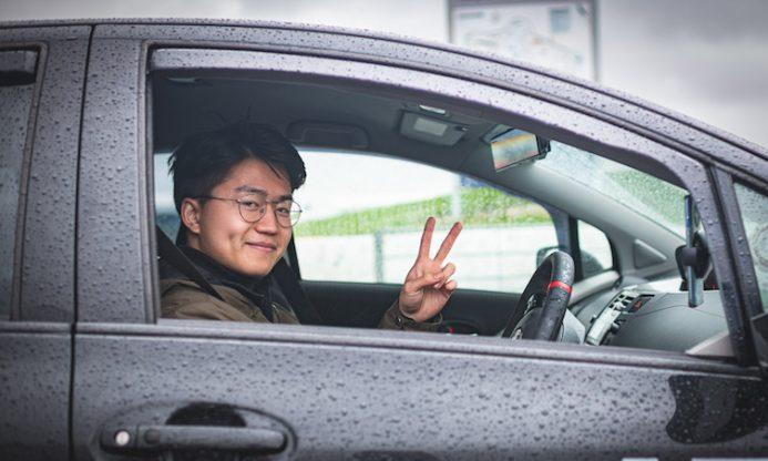 Jason Ye Toyota Vitz