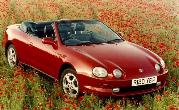 Toyota Celica Cabriolet 1997 HiRes