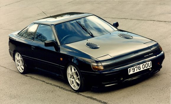 Toyota Celica GT-Four (ST165) 1989
