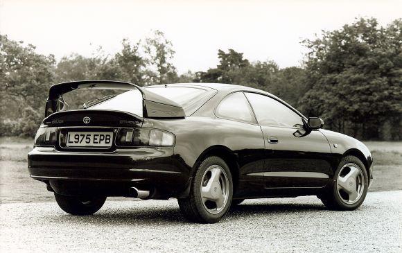 Toyota Celica GT-Four 1993