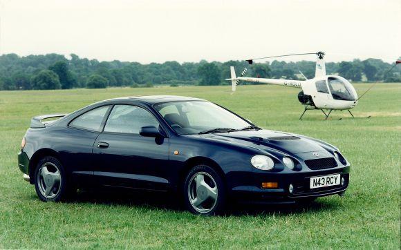 Toyota Celica GT-Four 1995