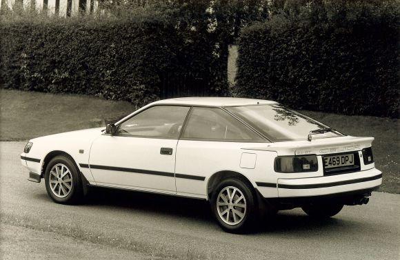 Toyota Celica GT 1987 Rear