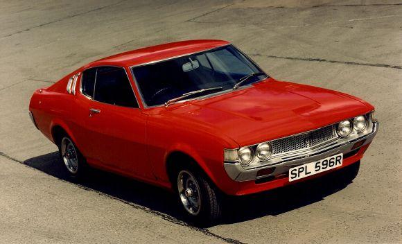 Toyota Celica GT (RA28) 1977