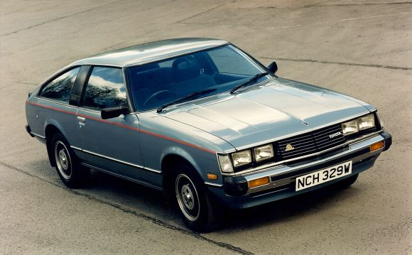 Toyota Celica (RA40) 1980