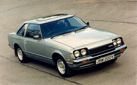 Toyota Celica (TA40) 1979