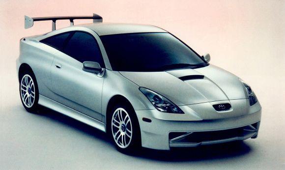 Toyota Celica XYR Concept Detroit 1999