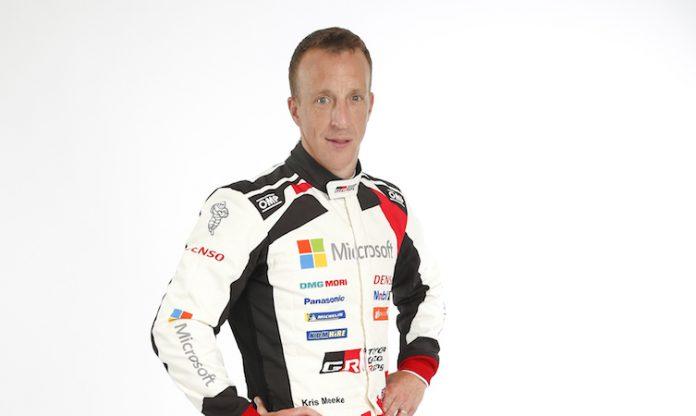 Toyota Gazoo Racing Kris Meeke