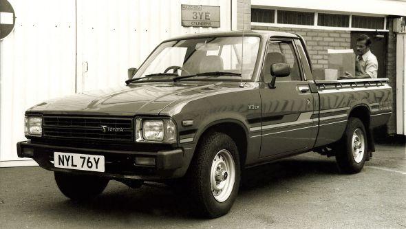 1982 Toyota Hilux 4x2