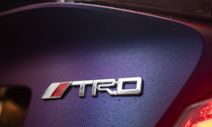 modified C-HR TRD