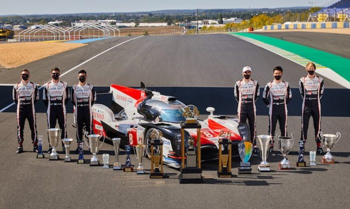 Watch the Le Mans 24 Hours