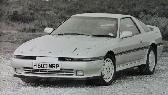 Mk3 Toyota Supra front