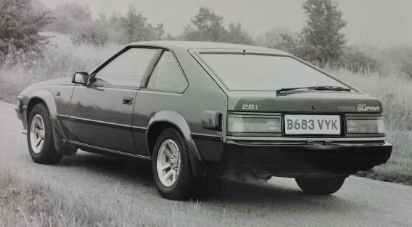 Mk2 Toyota Supra 2.8