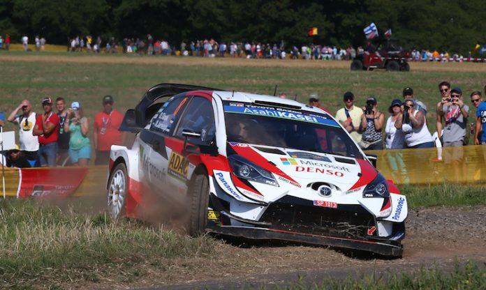 Rally Germany 2019