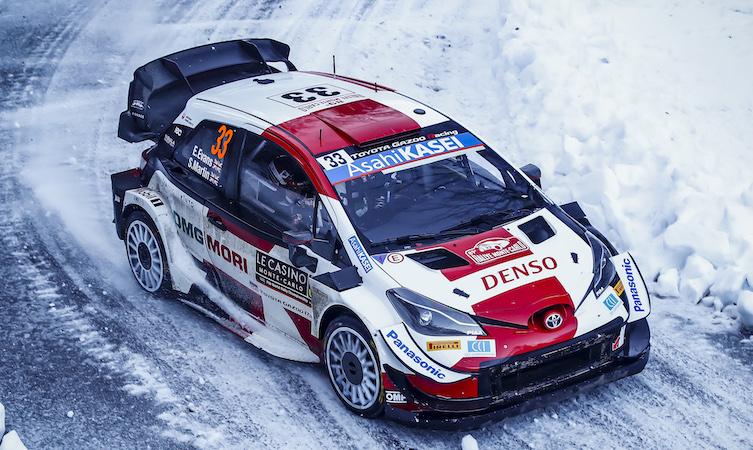 WRC 2021 Monte Carlo
