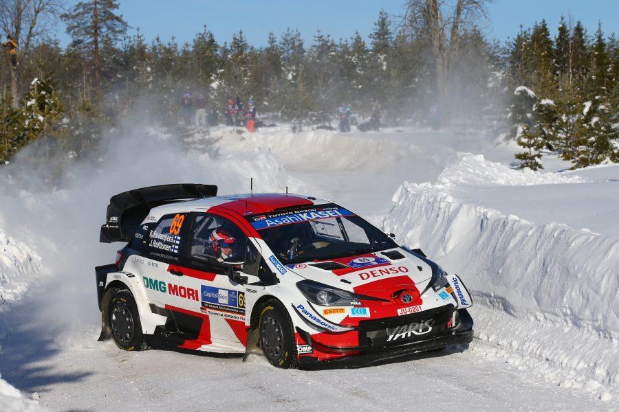 WRC 2021 - Rally Ártico de Finlandia