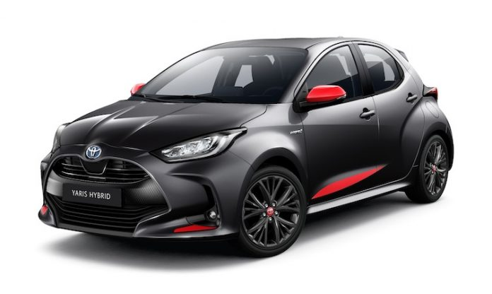 Toyota Yaris Accessories - Flare Pack
