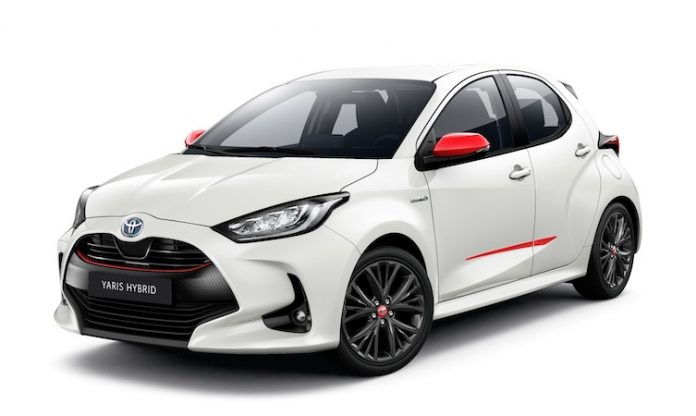 Toyota Yaris Accessories - Tokyo Fusion+ Pack