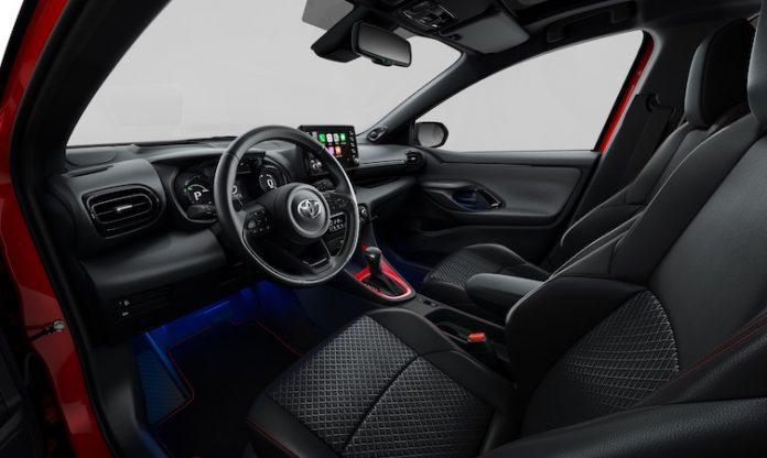Toyota Yaris Accessories - Tokyo Fusion Interior Pack