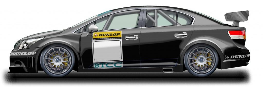 BTCC Avensis