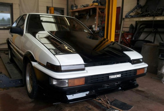 front-ae86