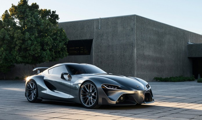 Graphite Toyota FT-1