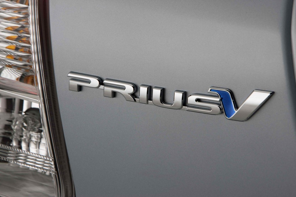 Prius V