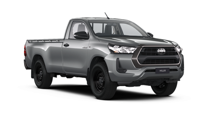 Toyota Hilux Active - front three-quarter