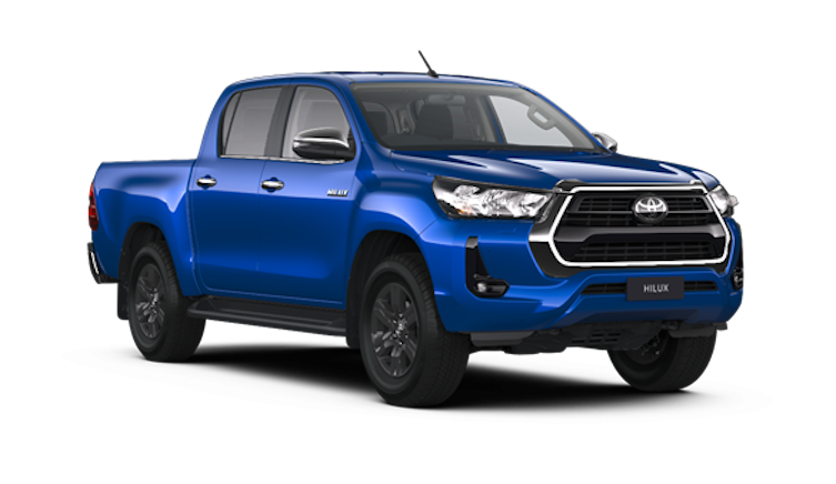 Toyota Hilux Icon - front three-quarter