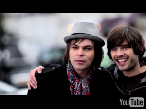 Gaz Coombes / Toyota Yaris Ad