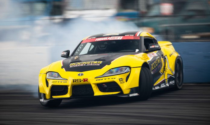 Modified GR Supra: Papadakis Racing Formula D