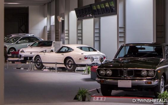 2000gt rearq