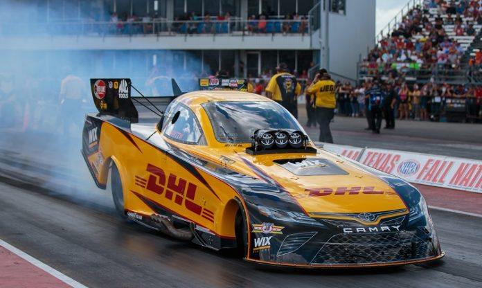 Toyota's motorsport successes NHRA Mello Yello Drag Racing Series