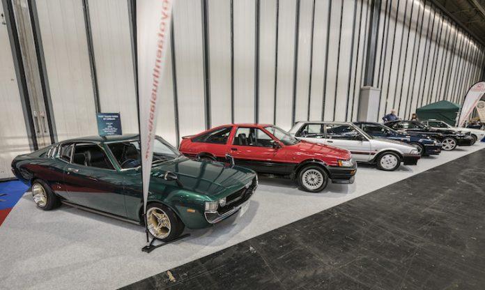 2019 Classic Motor Show