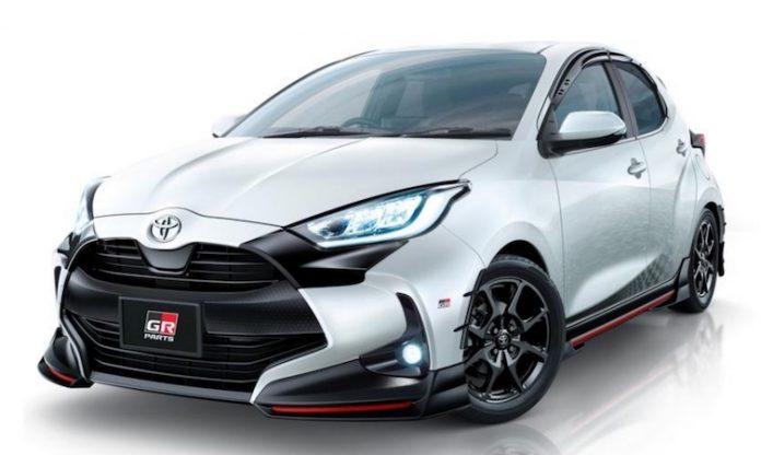 Toyoddities - Toyota Yaris TRD