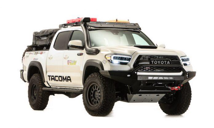 Overland-Ready Tacoma