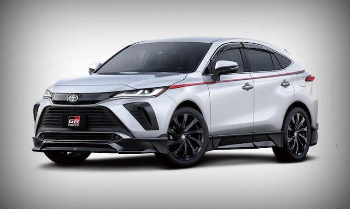 Toyoddities - Toyota Venza GR Sport