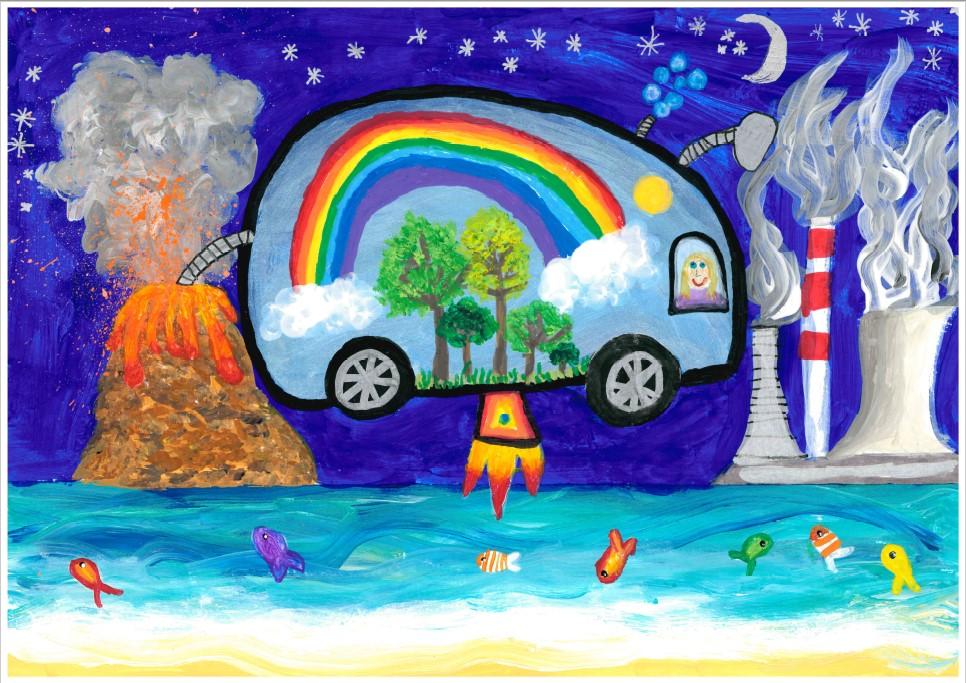 Dream Car Art Contest 2021