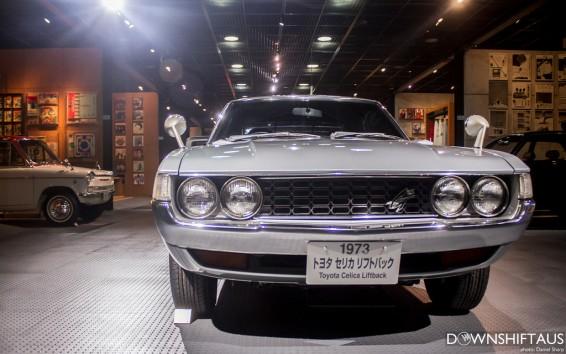 Celica Liftback front-end