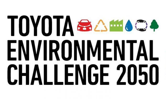 Toyota Environmental Challenge 2050 - Earth Day