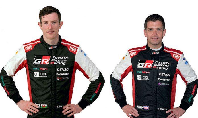WRC 2021: Elfyn Evans y Scott Martin