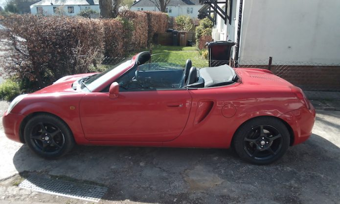 Used MR2 Roadster