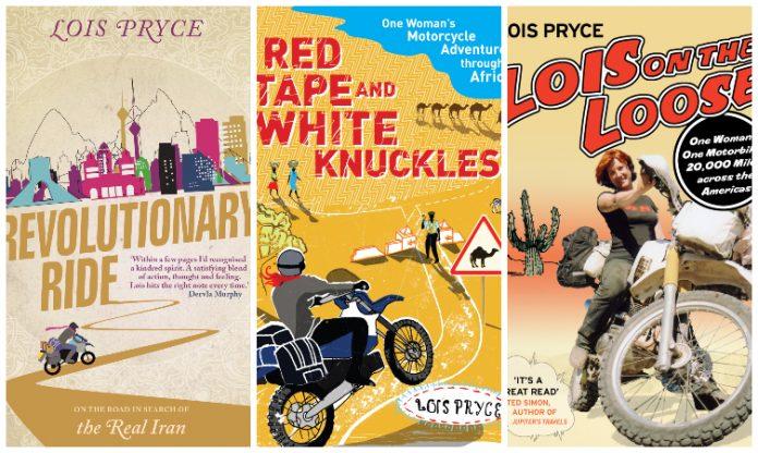 Lois Pryce Books