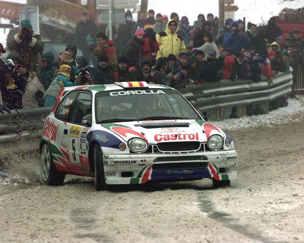 Corolla Sainz 98 2